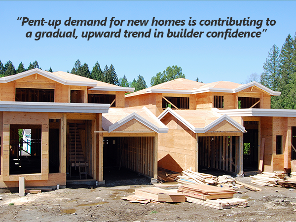 Home Builder Confidence Hits Highest Level Since 2005